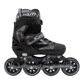 Roller Team Negro x Gris