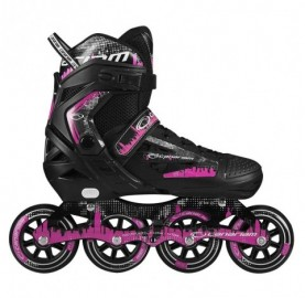 Roller Pink Fucsia x Negro