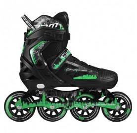 Roller Team Verde x Negro