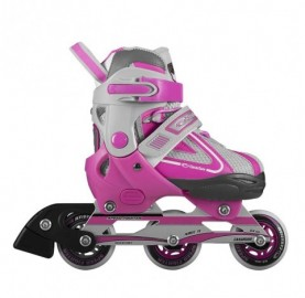 Patin Speed Fighter Fucsia