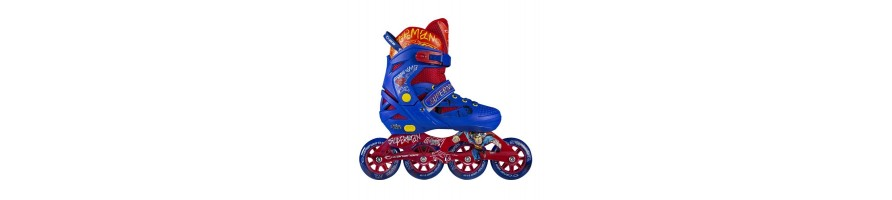 Roller Team Super Man