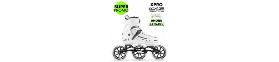 Xpro ZX Dual 3x125 - 4x100
