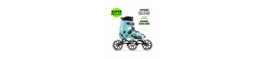 Xpider ZX Dual 3x125 - 4x100